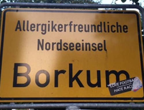 Urlaub auf der Insel Borkum
