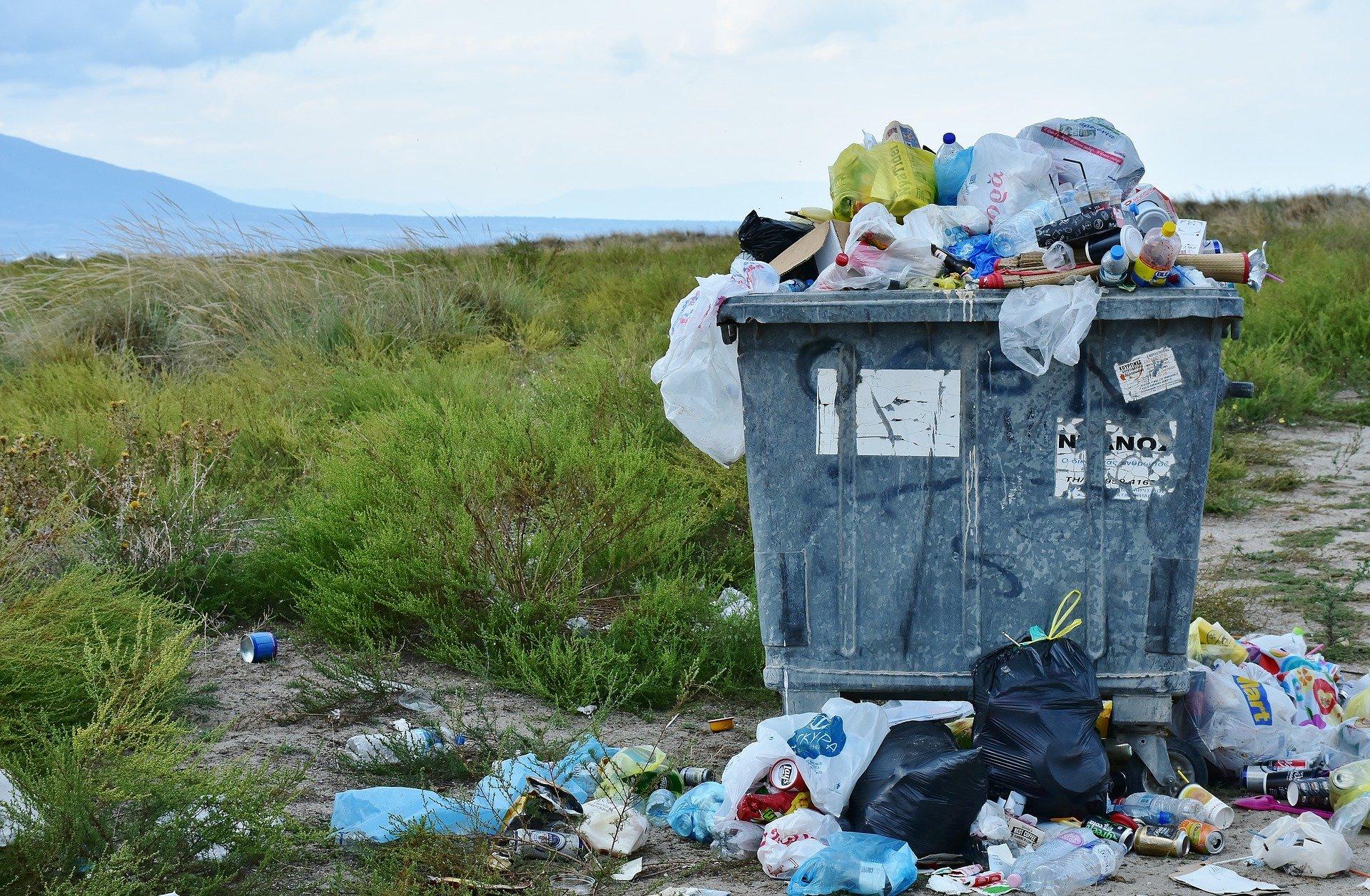 Müll vermeiden trotz Allergie