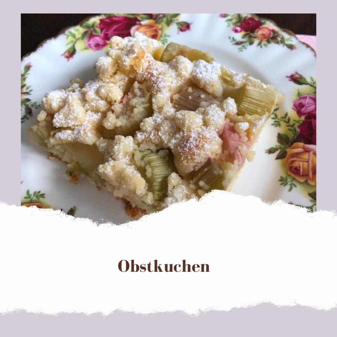 Obst-Streusel-Kuchen