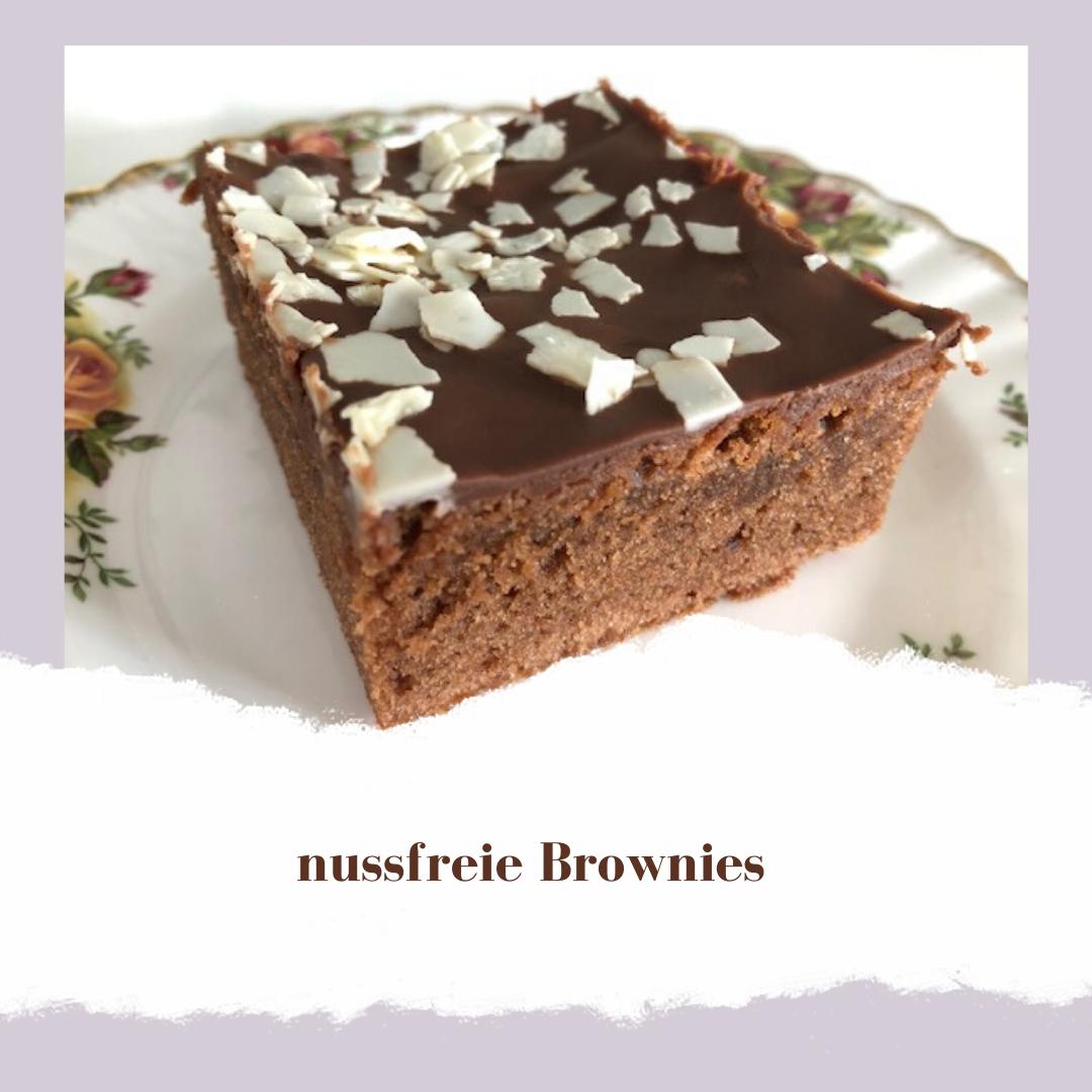 Kinderschokolade Brownies