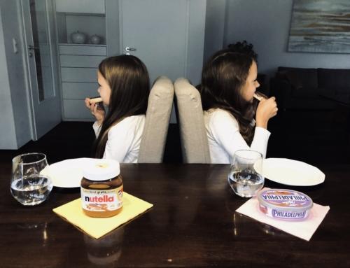 Warum es bei uns trotz Nussallergie Nutella gibt